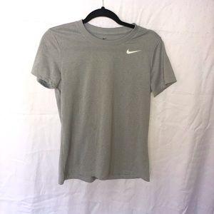 Nike Gray Technical Tee